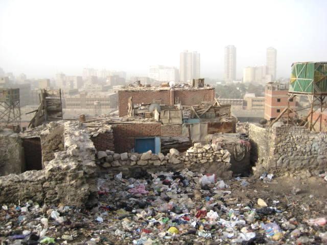 Informal settlements, Cairo
